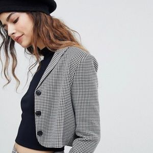 Unique 21 Cropped Blazer from ASOS size 10